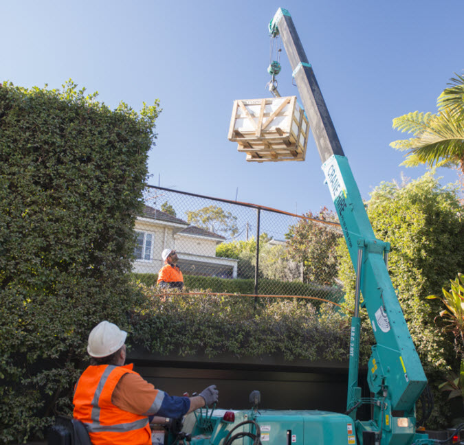 Specialists in providing lifting solutions