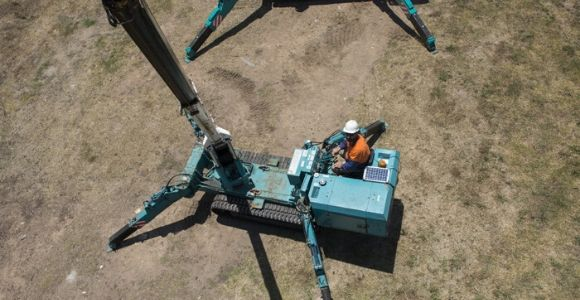 Complete crane solution